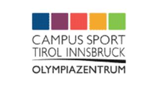 Logo Olympiazentrum Tirol - Innsbruck